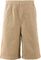 MSGM side-stripe shorts