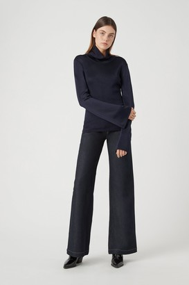 Camilla And Marc Lucille Flare Turtleneck