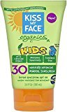 Kiss My Face Kids Mineral Sunscreen SPF 30, Fragrance Free 3.4 oz (Pack of 11)