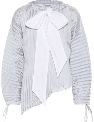 J.W.Anderson Pleated blouse