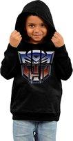 Wagner Transformers Logo Toddler Vintage 100% Cotton Long Sleeve Hoodie US