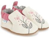 Robeez 'Pink Sugar' Crib Shoe (Baby & Walker)