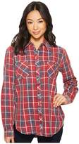 Rock and Roll Cowgirl Long Sleeve Button B4B4317 Women's Clothing