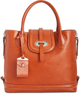 Dooney & Bourke Toscana Side Zip Satchel
