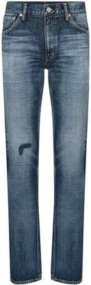 Visvim Social Sculpture 03 Damaged Jeans