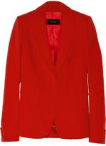 Joseph Earl crepe blazer