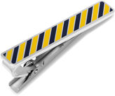 Asstd National Brand Varsity Stripes Tie Clip