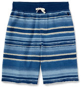 Ralph Lauren Striped Cotton Terry Short