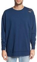 Zanerobe Men's 'Rugger' Crewneck Sweatshirt