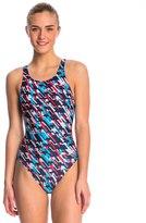 Speedo Stars & Bars Recordbreaker One Piece Swimsuit 8136799