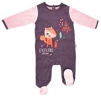 Camilla And Marc Baby Pyjamas Hazelnut Velvet Plum - Size - 24 Months (92 cm)