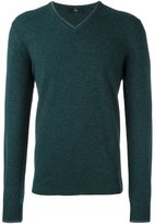 Fay V-neck jumper