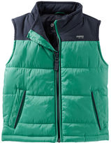 Osh Kosh OshKosh Colorblock Puffer Vest