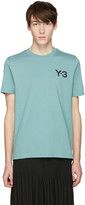 Y-3 Green M Cl T-Shirt