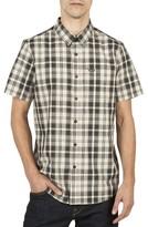 Volcom Men's Plaid Sport Shirt