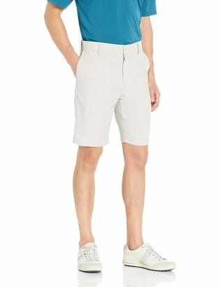 PGA TOUR Men's Golf Expandable Waistband Flat Front Short