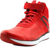 Puma F116 Skin Mid SF Men US 11.5 Red Basketball Shoe UK 10.5 EU 45