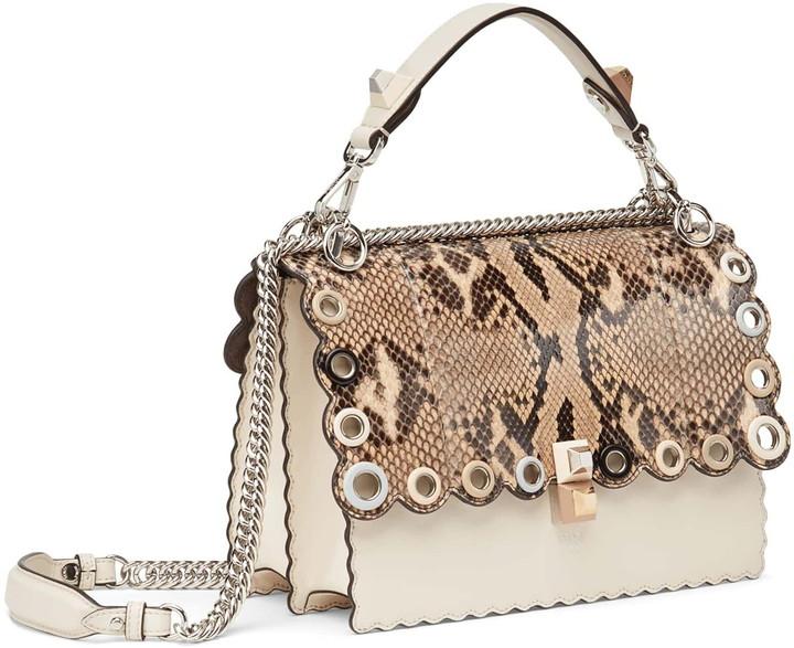 c2519b994f4c Fendi Python Bag - ShopStyle