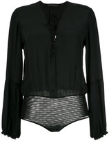 Nk long sleeves bodysuit