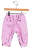 Burberry Girls' Logo Embellished Pants
