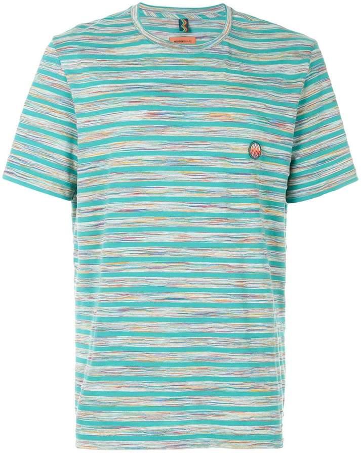 Missoni Mare round neck T-shirt