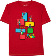 Nickelodeon Short Sleeve T-Shirt-Big Kid Boys