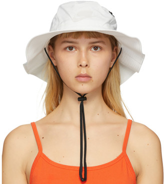 Nike White NSW Bucket Hat
