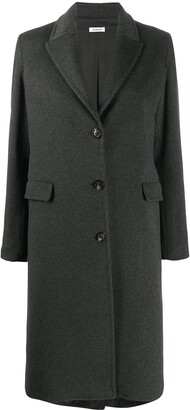 P.A.R.O.S.H. Wired single-breasted coat