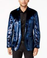 INC International Concepts I.N.C. Men's Velvet Blazer, Created for Macy's