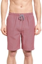 Peter Millar Men's Paisley Neat Swim Trunks