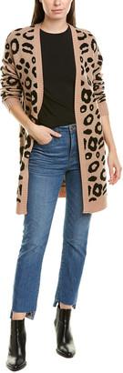 InCashmere Wool & Cashmere-Blend Cardigan