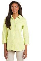 Code Bleu Ava Chambray Shirt