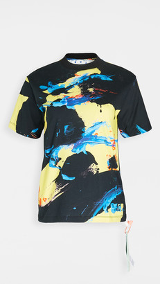 Off-White Brushstrokes Casual Tee