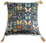 Marks and Spencer Embroidered Butterflies Cushion