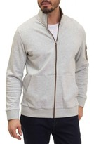 Robert Graham Men's Semarang French Terry Zip Jacket