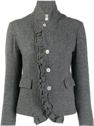 '1990s Ruffled Jacket