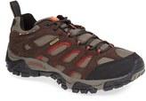 Merrell 'Moab' Waterproof Hiking Shoe (Men)