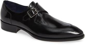 Mezlan Single Buckle Monk Shoe