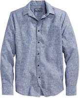 American Rag Men's Linen Shirt, Only at Macy's