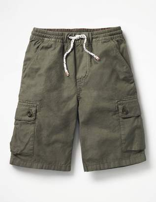 Boden Pull-On Cargo Shorts