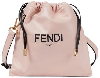 Fendi Pack Small leather shoulder bag