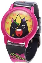 So So Happy Kids' SSH104GY Analog Watch