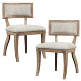 Madison Home USA Marie Upholstered Dining Chair Signature
