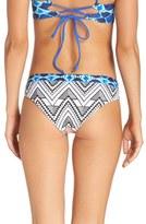 Maaji Women's Funky Jellies Reversible Bikini Bottoms
