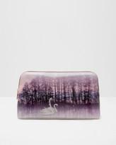 Sparkling Swan Large Wash Bag