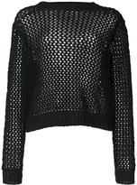 Derek Lam 10 Crosby ring detailed jumper - women - Cotton - XS