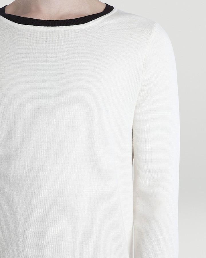Sandro Home Run Merino Sweater