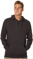 Rip Curl Section Mens Hood Black