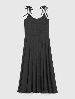 Gap Tie-Strap Cami Dress
