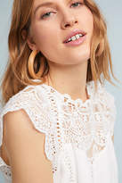 En Elly Nightscape Lace Blouse
